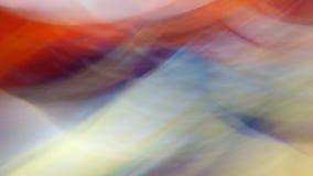 Colori commoventi Immagine Stock
