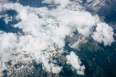 Colori del cielo Immagine Stock Libera da Diritti