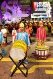 Colori del festival 2010 della Malesia Immagine Stock