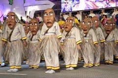 Colori del festival 2010 della Malesia Immagini Stock Libere da Diritti
