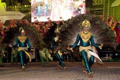 Colori del festival 2010 della Malesia Fotografie Stock