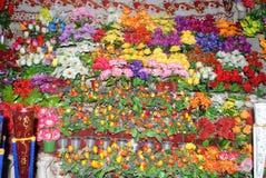 Colori del negozio di fiore Fotografie Stock Libere da Diritti