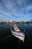 Colori del porto Fotografia Stock Libera da Diritti