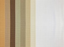 Colori del Tan Fotografia Stock