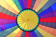 Colori del vento Immagine Stock