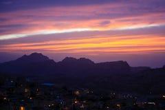 Colori della Giordania fotografia stock