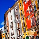 Colori della Spagna Fotografie Stock