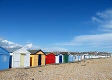 colori della spiaggia Fotografia Stock