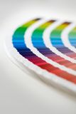 Colori di CMYK Fotografie Stock