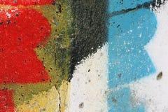 Colori di struttura di pietra Fotografie Stock Libere da Diritti