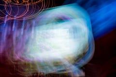 Colori di velocità Fotografia Stock Libera da Diritti