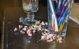 colori differenti di creatività immagini stock libere da diritti