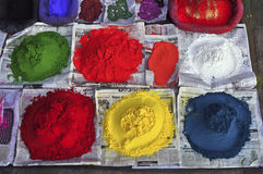 Colori indù Fotografia Stock Libera da Diritti