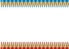 Colori la matita Immagine Stock Libera da Diritti