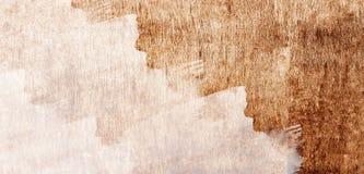 Colori la struttura reale del fondo della parete del cemento della macchia isolata su briciolo Fotografie Stock Libere da Diritti