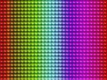 Colori le sfere Immagine Stock