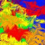 Colori luminosi - 01i Immagini Stock Libere da Diritti