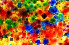 Colori luminosi Immagini Stock