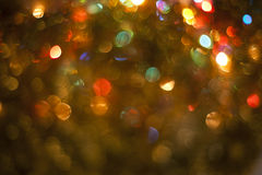 Colori luminosi del Natale Fotografia Stock Libera da Diritti