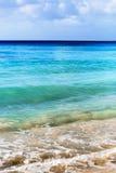 Colori luminosi della spiaggia Immagini Stock Libere da Diritti