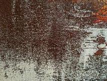 Colori marroni e bianchi del fondo di astrattismo Fotografia Stock