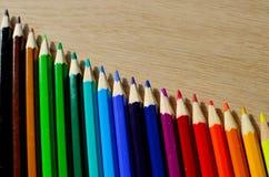 Colori naturali Immagine Stock Libera da Diritti