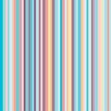 Colori pastelli delle bande verticali Immagini Stock Libere da Diritti