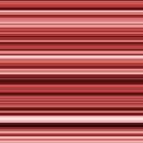 Colori rossi e dentellare orizzontali Fotografie Stock
