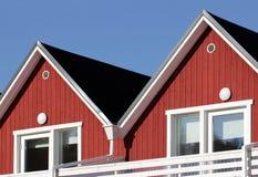 Colori scandinavi Immagine Stock Libera da Diritti
