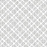Colori senza cuciture del modello del tartan a quadretti del plaid in bianco e nero Vettore Immagini Stock