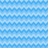 Colori senza cuciture del modello tre del gallone, colore blu Vettore Immagini Stock Libere da Diritti