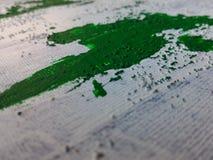 colori su tela Immagine Stock