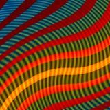 Colori variopinti dell'arcobaleno del fondo - vibranti illustrazione vettoriale