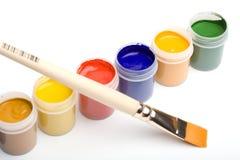 Colori vibranti Fotografia Stock Libera da Diritti