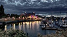 Colori in Victoria fotografia stock libera da diritti