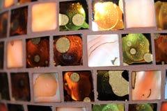 Colori vivi e luminosi Fotografia Stock Libera da Diritti