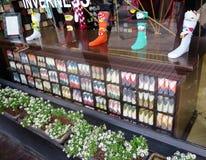 Colorid socks Stock Image