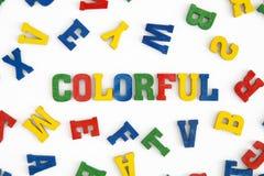 colorido Fotos de archivo libres de regalías
