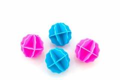Colorido de bola que se lava Imágenes de archivo libres de regalías