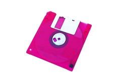 Colorido de disco flexível Imagens de Stock Royalty Free