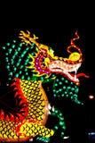 Colorido del dragón, Año Nuevo del chino Imagen de archivo