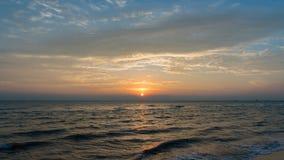 Colorido do céu do nascer do sol Foto de Stock Royalty Free