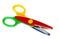 Colorido Scissor Fotografia de Stock