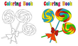 Coloring Book LolliPop. 