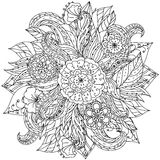 For coloring book Royalty Free Stock Photos