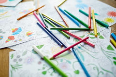 Coloring Stock Images