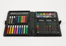 Coloring kit Stock Photos