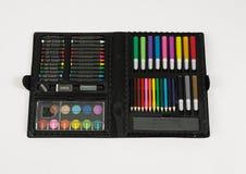 Coloring kit Royalty Free Stock Photos