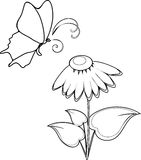 Coloring page Stock Images