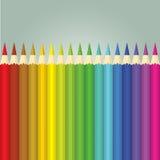 Coloring Pencils Royalty Free Stock Photos